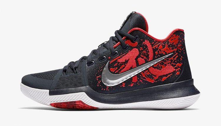上市速報 / Nike Kyrie 3 'Samurai' 臺灣明天發售