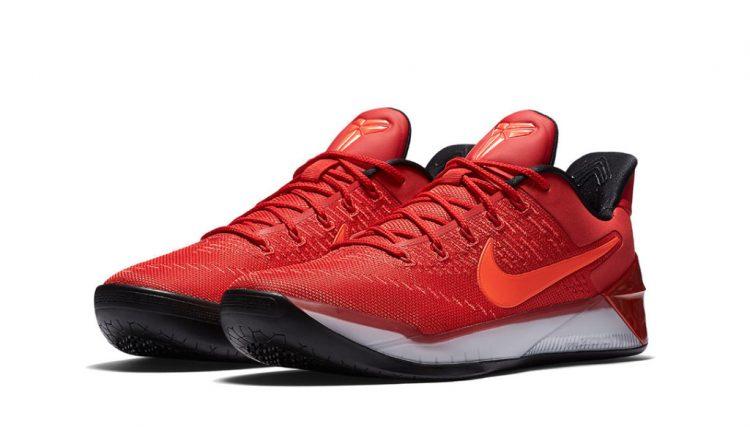 新聞分享 / 艷紅裝扮 Nike Kobe A.D. 'University Red'
