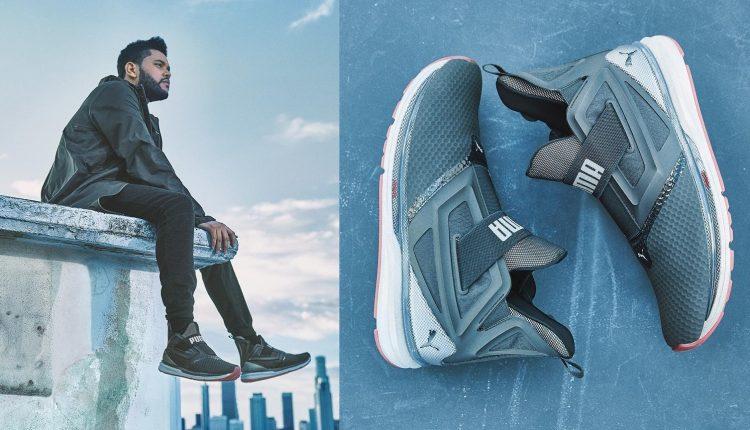 新聞分享 / The Weeknd 演繹 PUMA 全新作品 IGNITE Limitless Hi-Tech 系列鞋款即將推出