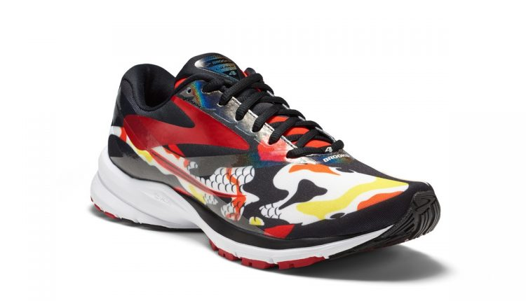 官方新聞 / BROOKS 東京馬拉松紀念跑鞋 LAUNCH 4 'KOI' 臺灣 2 月 20 日發售