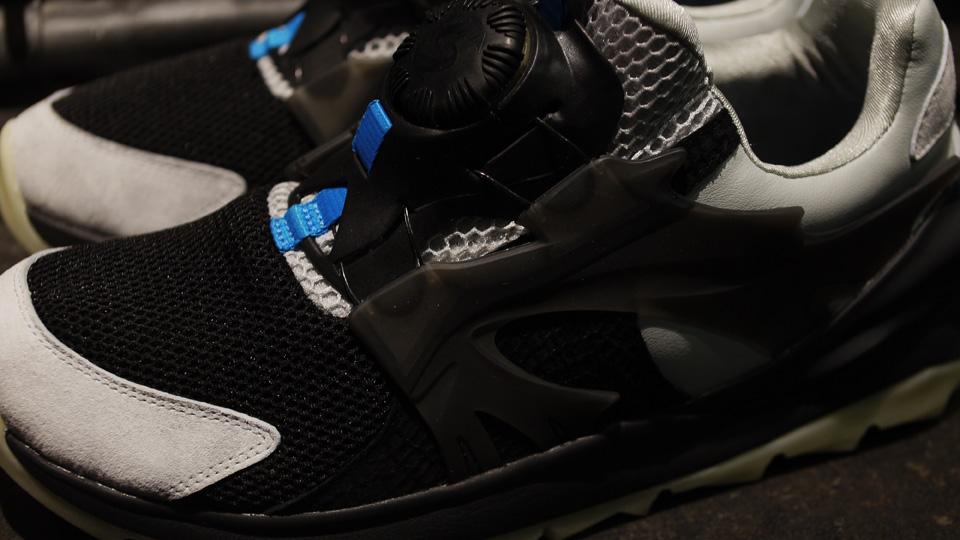 Whiz Limited X Mita Sneakers X Puma Blaze Swift Tech Wm 2