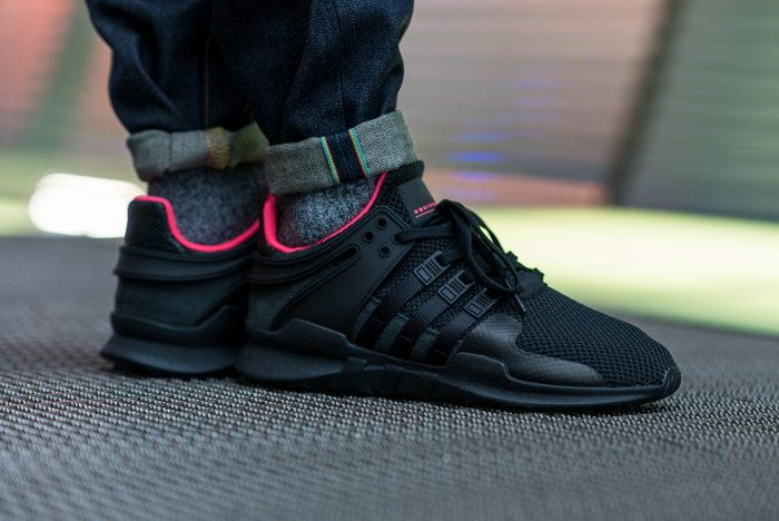 outlet for sale buy best later adidas originals eqt support adv core black Sale   Up to ...