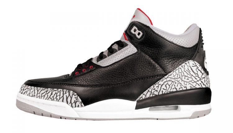 乳沫分享 / Air Jordan 3 'Black Cement' 傳出復刻消息