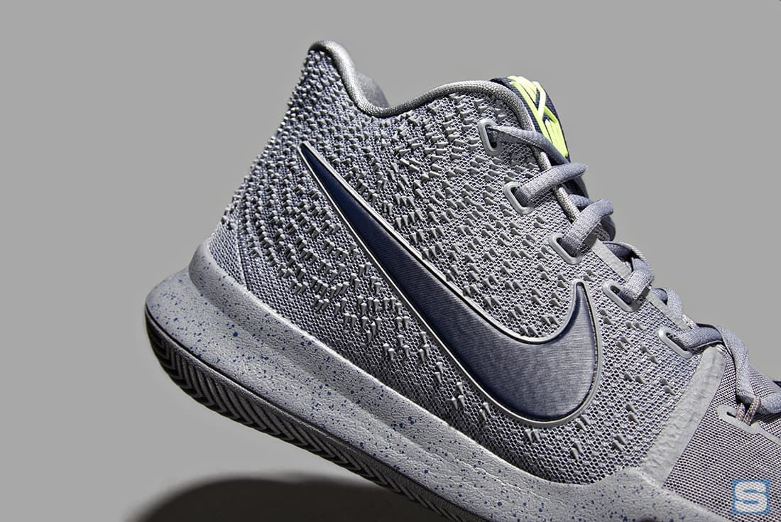 brand new 1c55e 3286b ... ireland nike kyrie 3 cool grey 5 ce29a d6a15