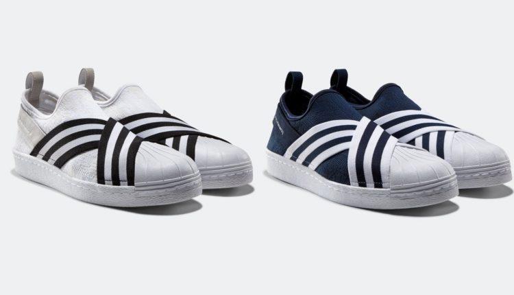 新聞分享 / White Mountaineering x adidas Originals Superstar Slip-On 現已發售