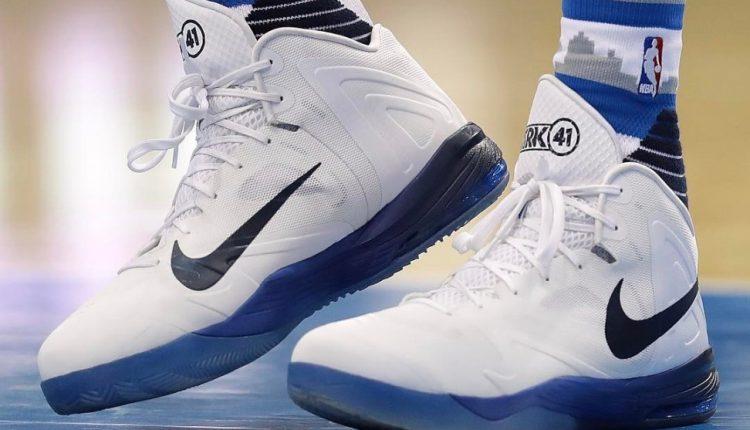 選手實著 / 三萬分達標!Dirk Nowitzki 與 Nike Air Max Premiere PE 的紀錄之夜