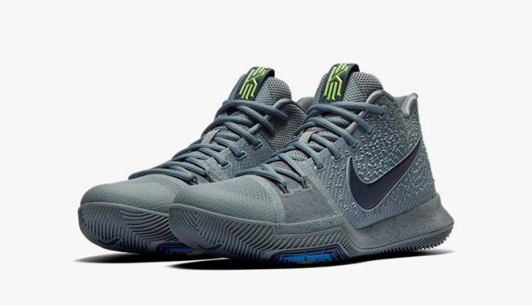 上市速報 / Nike Kyrie 3 'Cool Grey' 臺灣已發售
