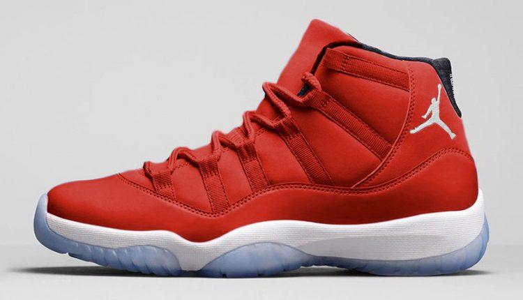 新聞分享 / 年底 11 代可能是它!Air Jordan 11 Retro 'Gym Red' 發售消息釋出