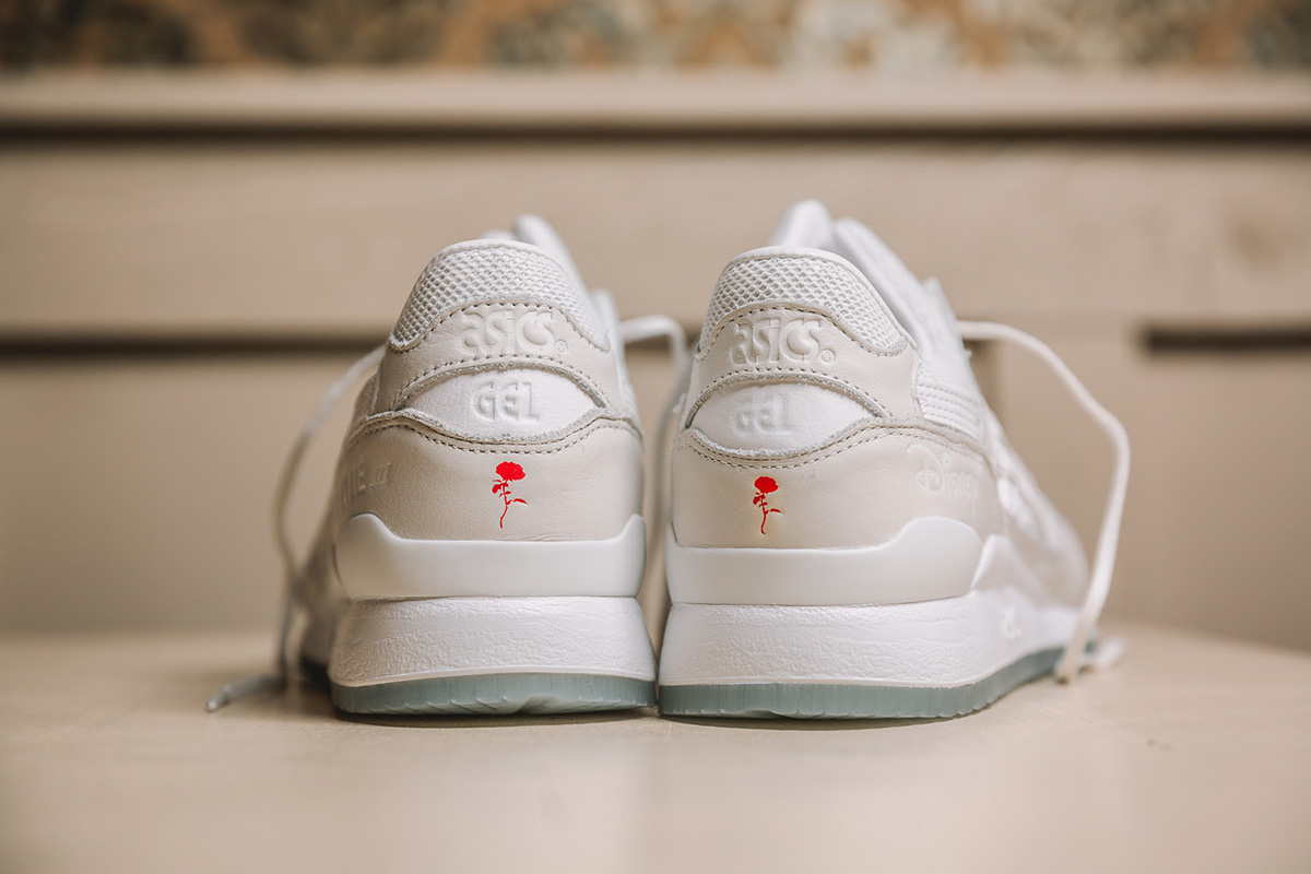more photos 43c60 ede45 Disney x ASICS Tiger GEL-Lyte III 'Beauty and the Beast' (1 ...