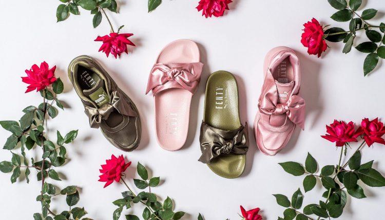 新聞分享 / FENTY PUMA By Rihanna 17 春夏系列鞋款台灣今日發售