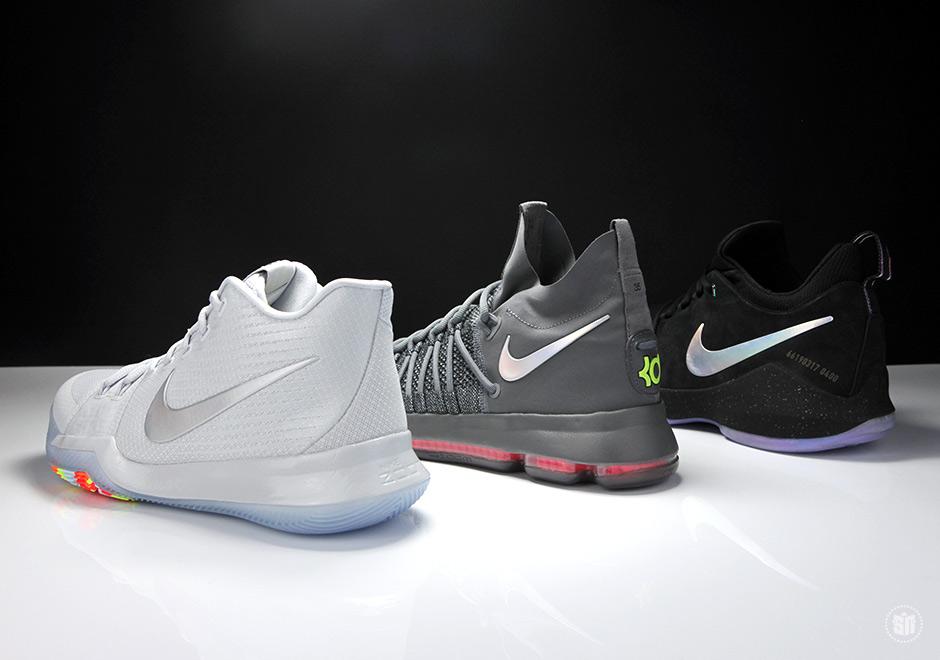sports shoes e3c70 767e1 france nike kd 9 vs kyrie 3 4f8f5 97fb6
