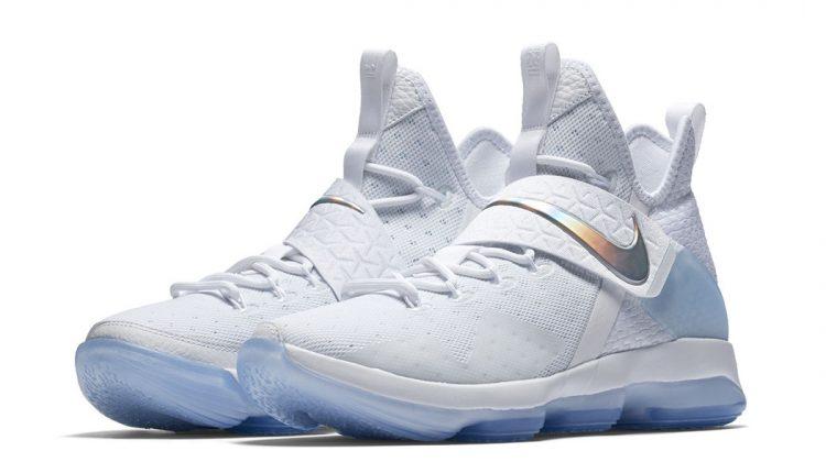 新聞分享 / Nike LeBron 14 'Time to Shine' 亮相