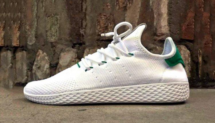 新聞分享 / Pharrell Williams x adidas Originals 'Human Race' 系列新鞋款曝光