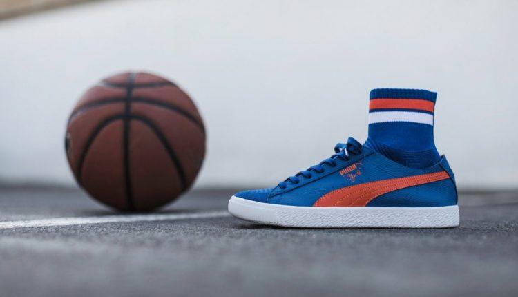 新聞分享 / 走復古風的襪套式鞋款 Puma Clyde Sock 'NYC' Pack