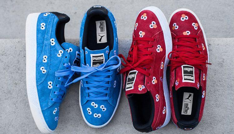 新聞分享 / PUMA x Sesame Street 芝麻街合作系列鞋款