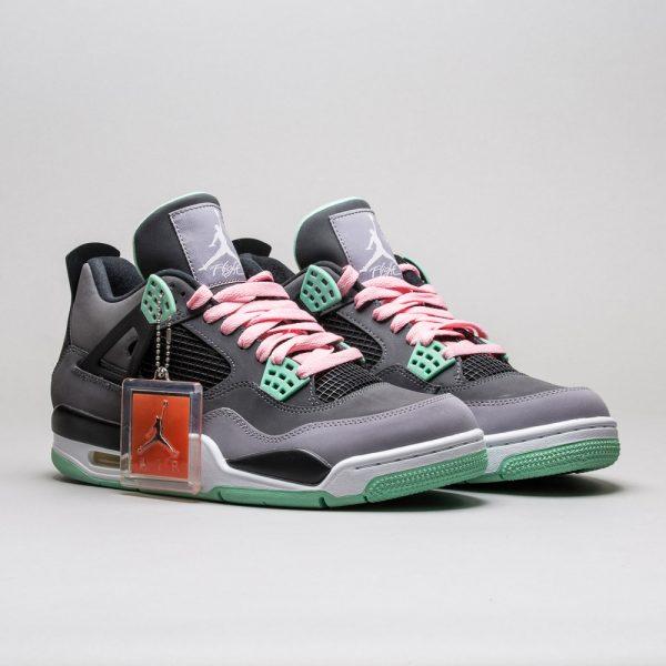 Air-Jordan-4-Retro-Green-Glow-1