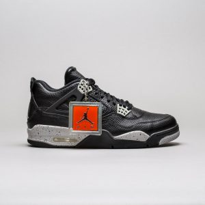 Air Jordan 4 Retro LS 'Oreo'