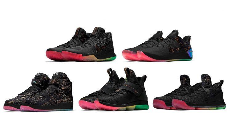 新聞分享 / 吸睛新選擇 NIKEiD 推出 'Rise and Shind' 系列鞋款