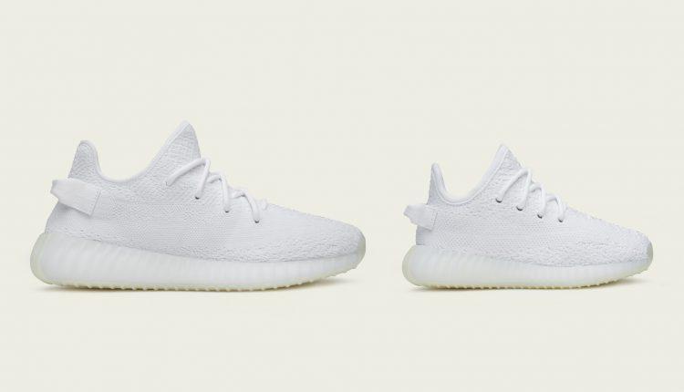 官方新聞 / adidas Originals by KANYE WEST YEEZY BOOST 350 V2 'CREAM WHITE' 4 月 29 日全球同步上市
