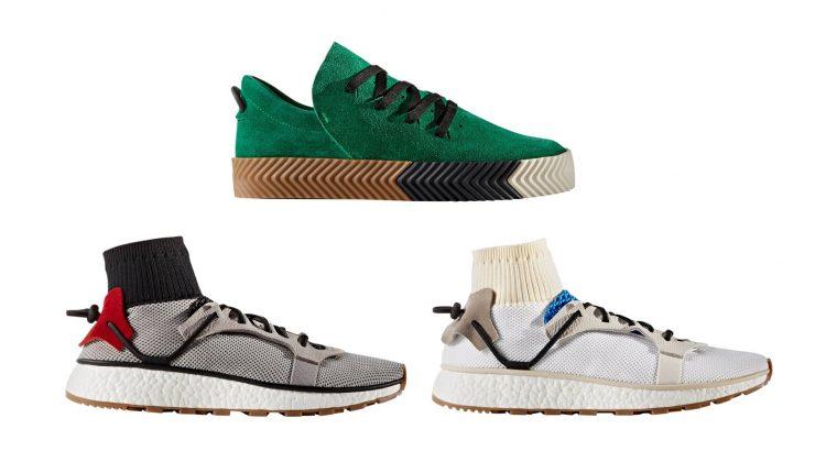 上市速報 / adidas Originals by Alexander Wang 聯名鞋款販售資訊整理