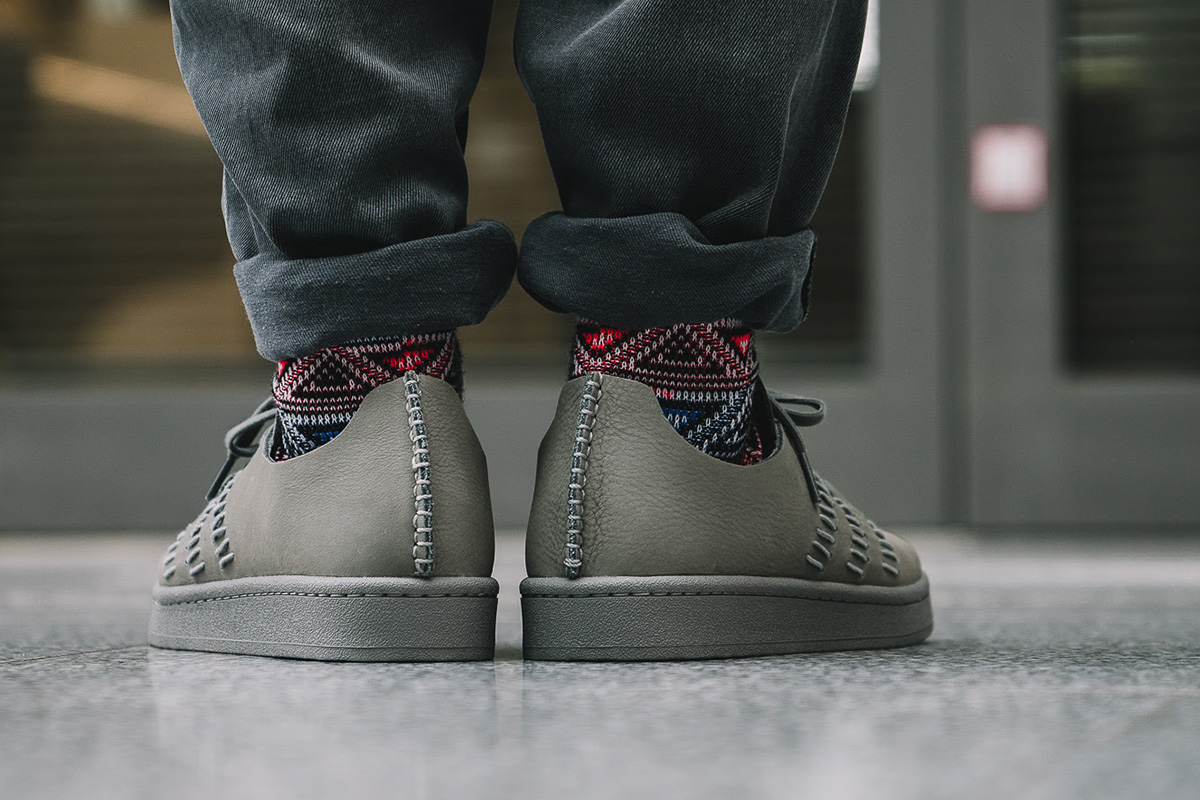 adidas Originals by wings + horns 17ss