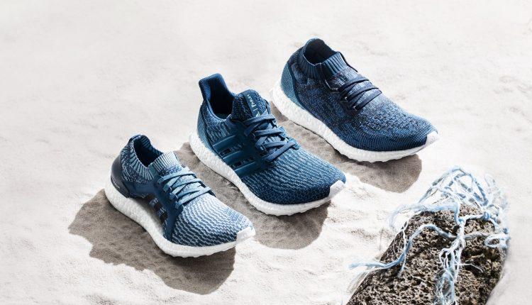 新聞分享 / 來自海洋的環保之作 adidas x Parley 釋出全新跑鞋系列