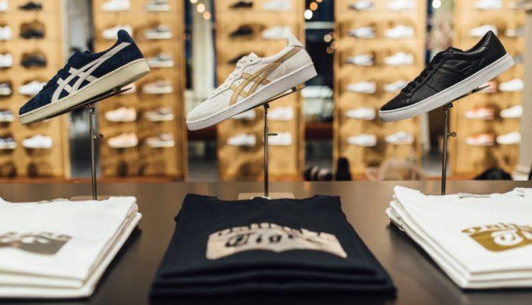 新聞分享 / 加入一級戰區 Onitsuka Tiger 於紐約 Soho 區設立短期店點