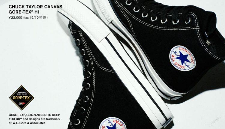 Converse Chuck Taylor Canvas GORE-TEX Hi (8)