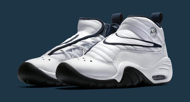 best cheap 90f64 464e2 新聞分享 又一元祖配色回歸?Nike Air Shake NDestrukt 藍白款亮相– KENLU.net