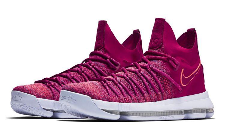 �ykd9o9�_新闻分享 / 献给妈妈的战靴 nike zoom kd9 elite \'racer pink\' 发售
