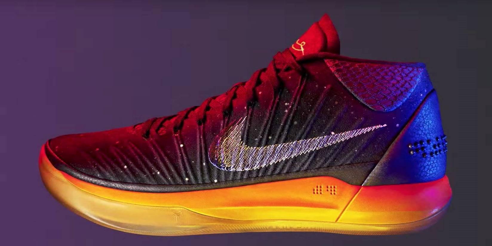 best cheap 3f3bf a7beb 新聞分享/ Mamba Mentality 形象影片中驚喜現身Nike Kobe A.D. ...