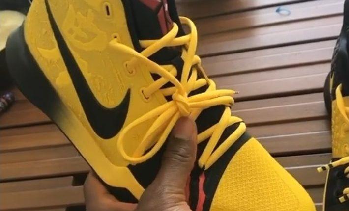 Nike Kyrie 3 x Kobe V Bruce Lee (4)
