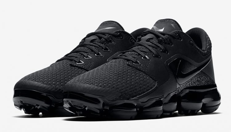 Nike Air VaporMax CSTriple Black (1)