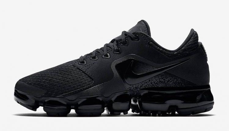 Nike Air VaporMax CSTriple Black (2)