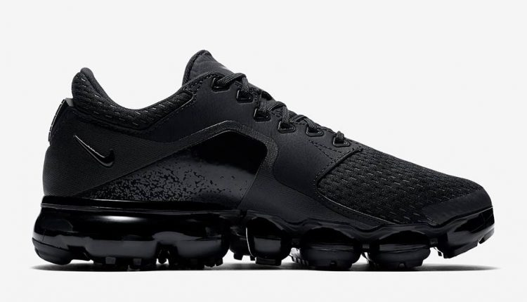 Nike Air VaporMax CSTriple Black (3)