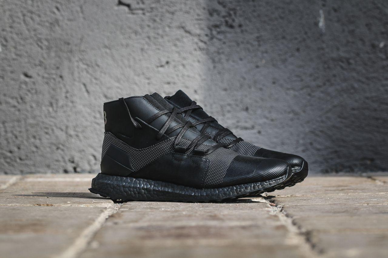 adidas Y-3 Kozoko High 'Triple Black