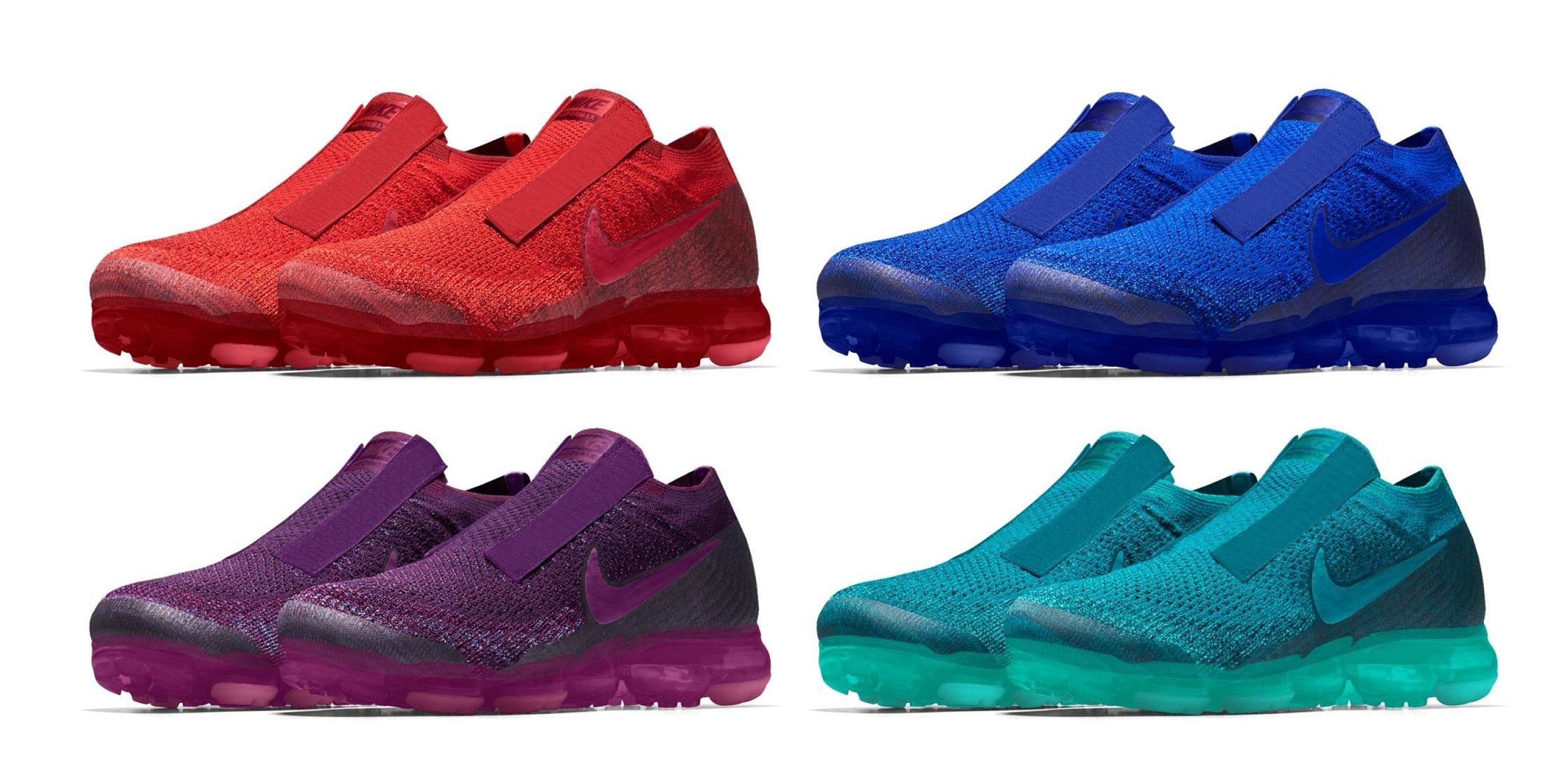 check out 70e92 a9e10 新聞分享/ Nike Air VaporMax Flyknit SE 登陸NIKEiD 客製系統 ...