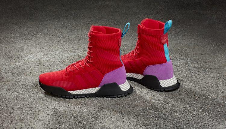 adidas Originals Winter Scarlet and Shock Purple pack-5 (1)