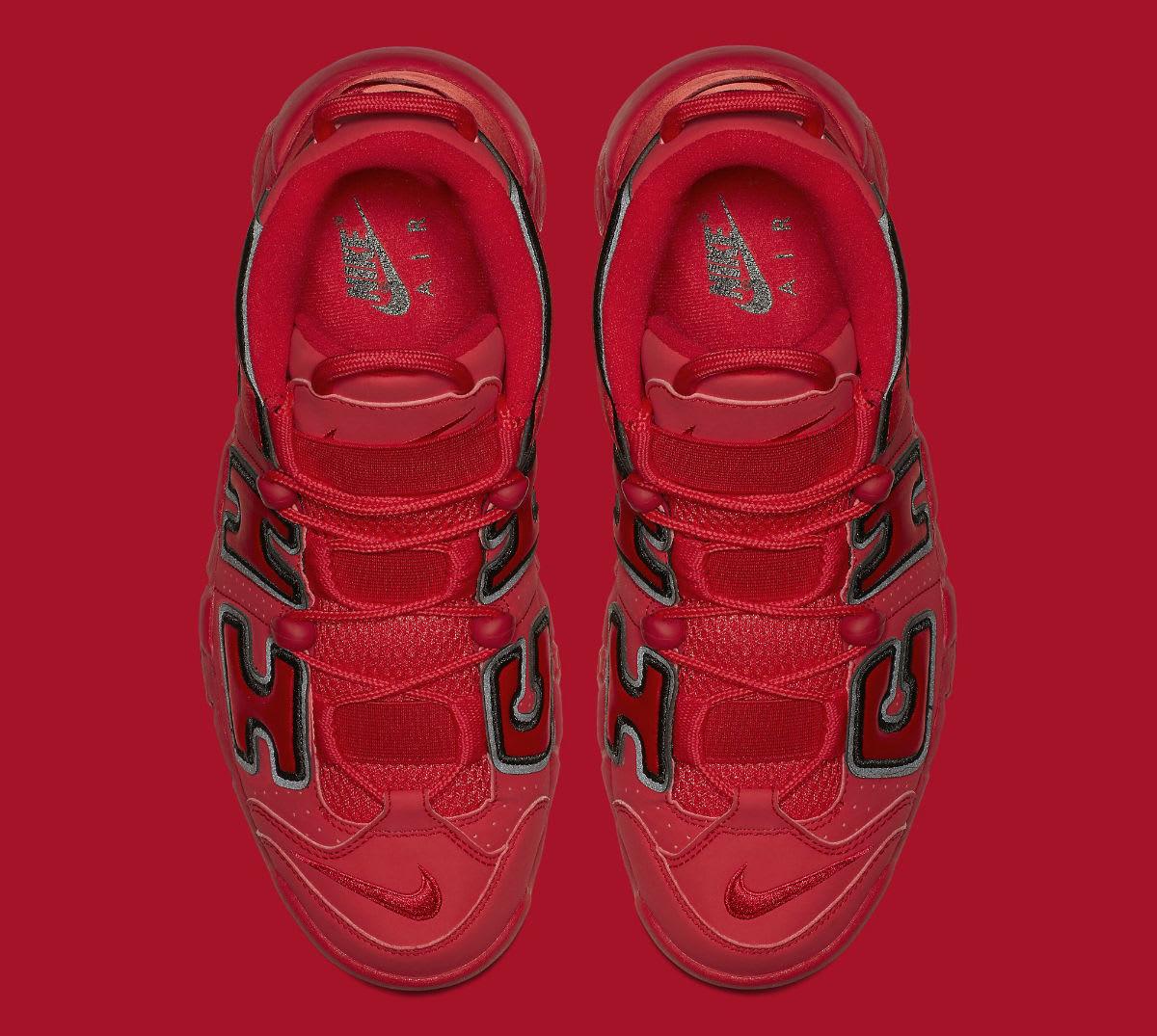 Nike Uptempo Qs Chicago