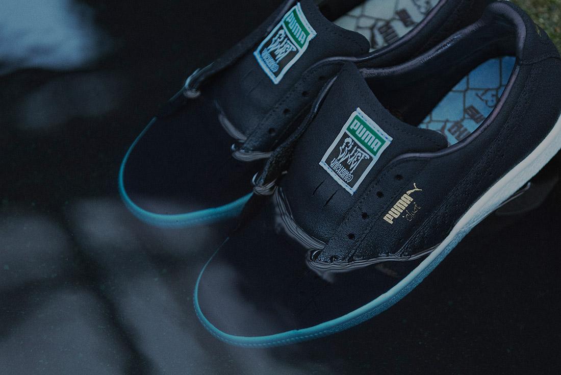 e61ed2eed717 CLUCT x Mita Sneaker x PUMA Clyde-5 – KENLU.net
