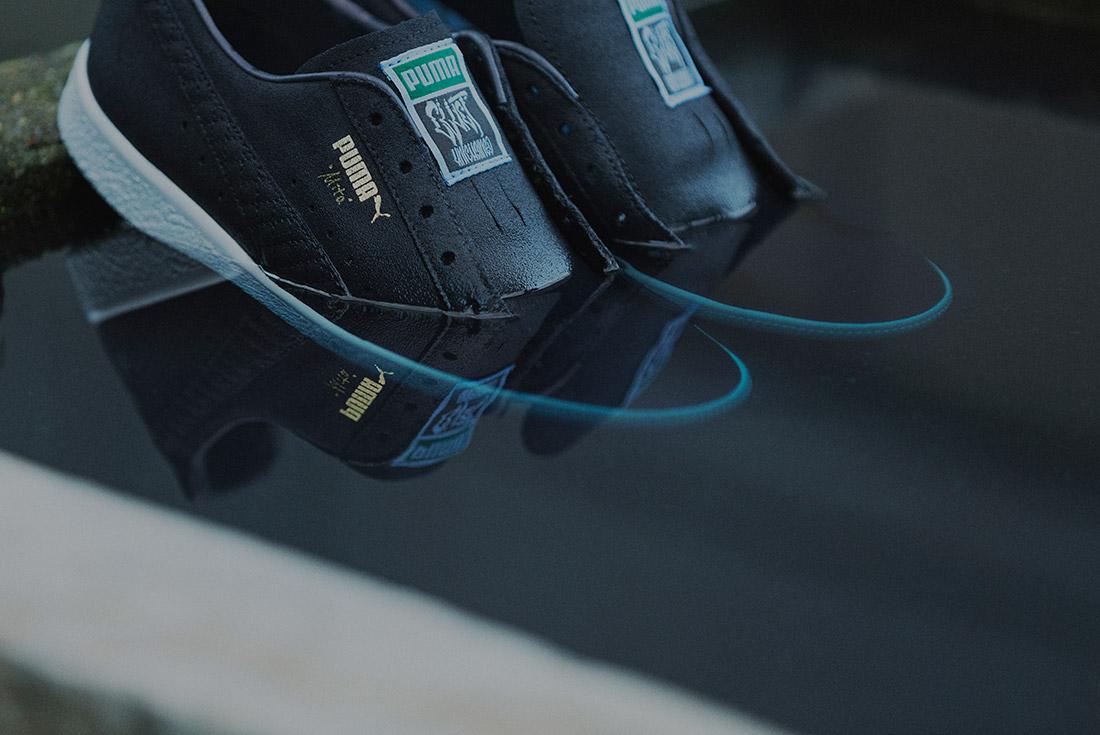 new style 42382 77a44 CLUCT x Mita Sneaker x PUMA Clyde-7 – KENLU.net