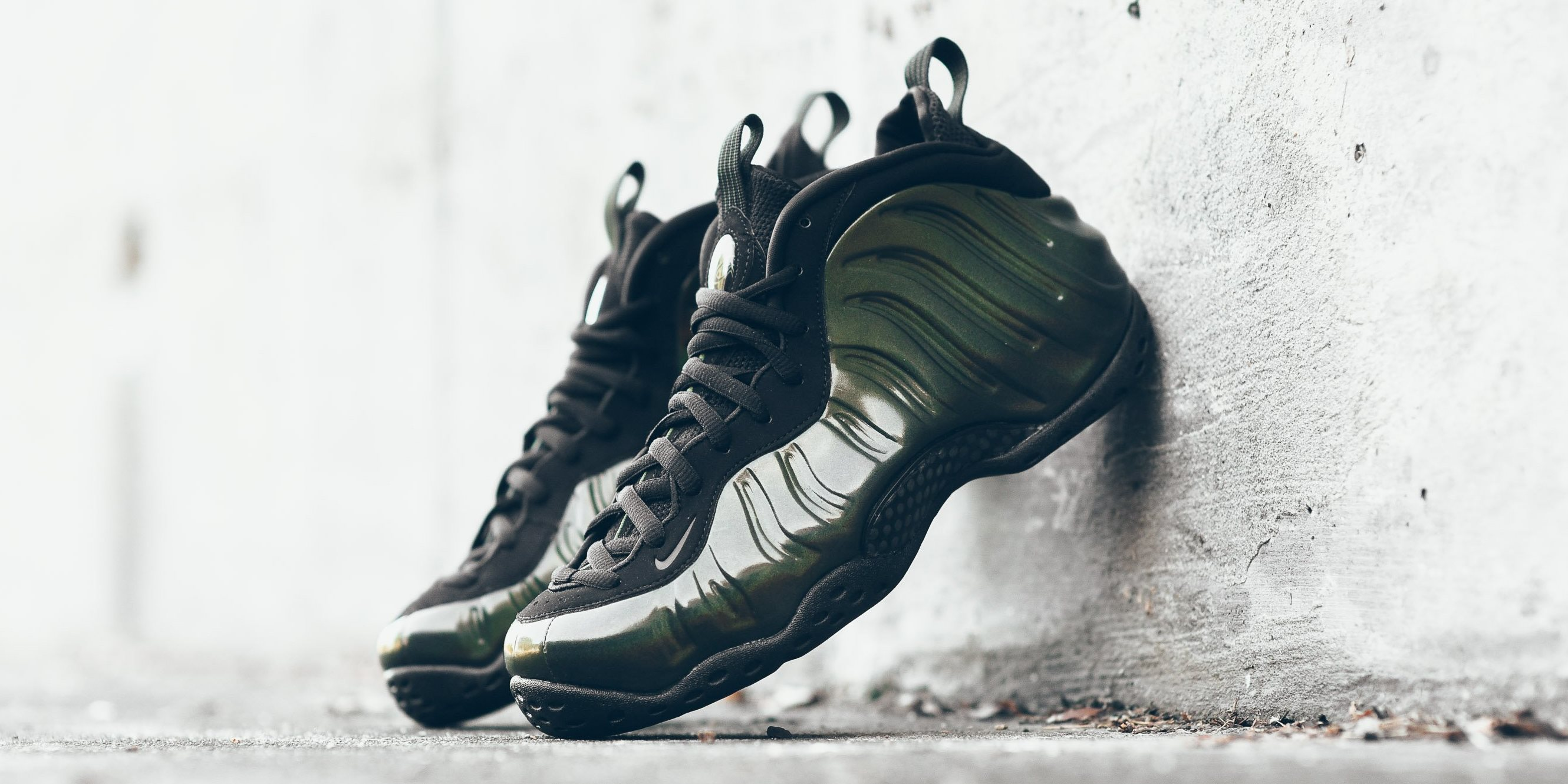 Air Foamposite One Cactus size 8AthleticNew York New York ...