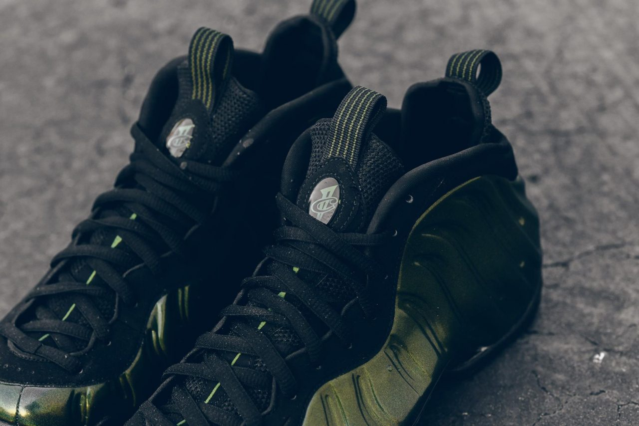 Nike Air Foamposite One Weatherman Freshness Mag