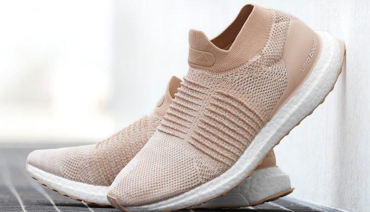 adidas-Running-UltraBOOST-Laceless-nude-1