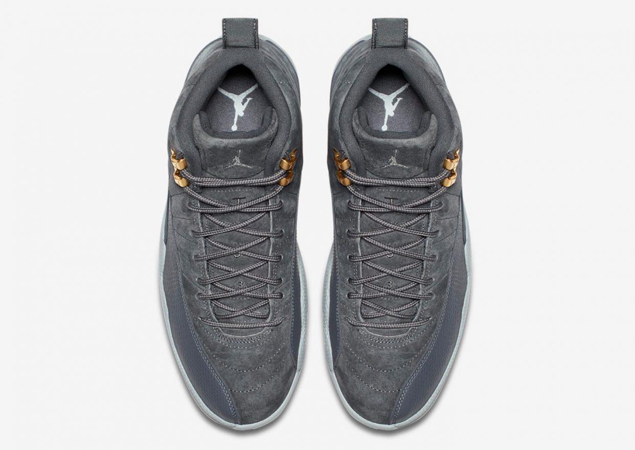 Nike 1996 年 製 Air Jordan 12 Retro Negro pbRZ16z