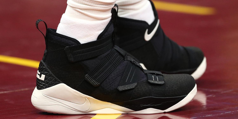 Nike LeBron Soldier XI – KENLU.net