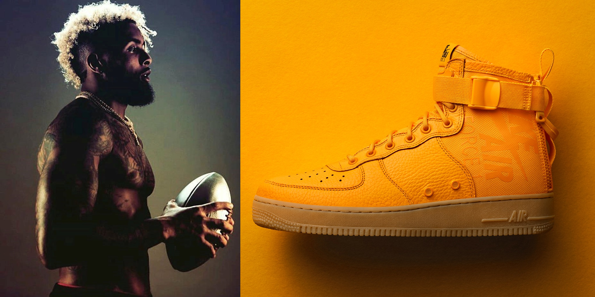Nike Special Field Air Force 1 Mid OBJ