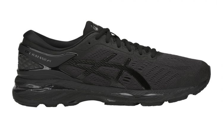 ASICS GEL-Kayano 24 'Black Monochrome' (1)