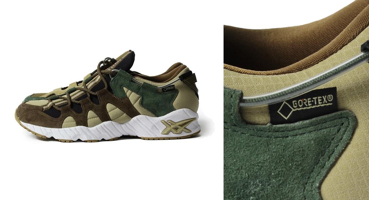 sports shoes 02d7f e3e90 BEAMS x ASICS Tiger GEL-MAI G-TX (1) – KENLU.net