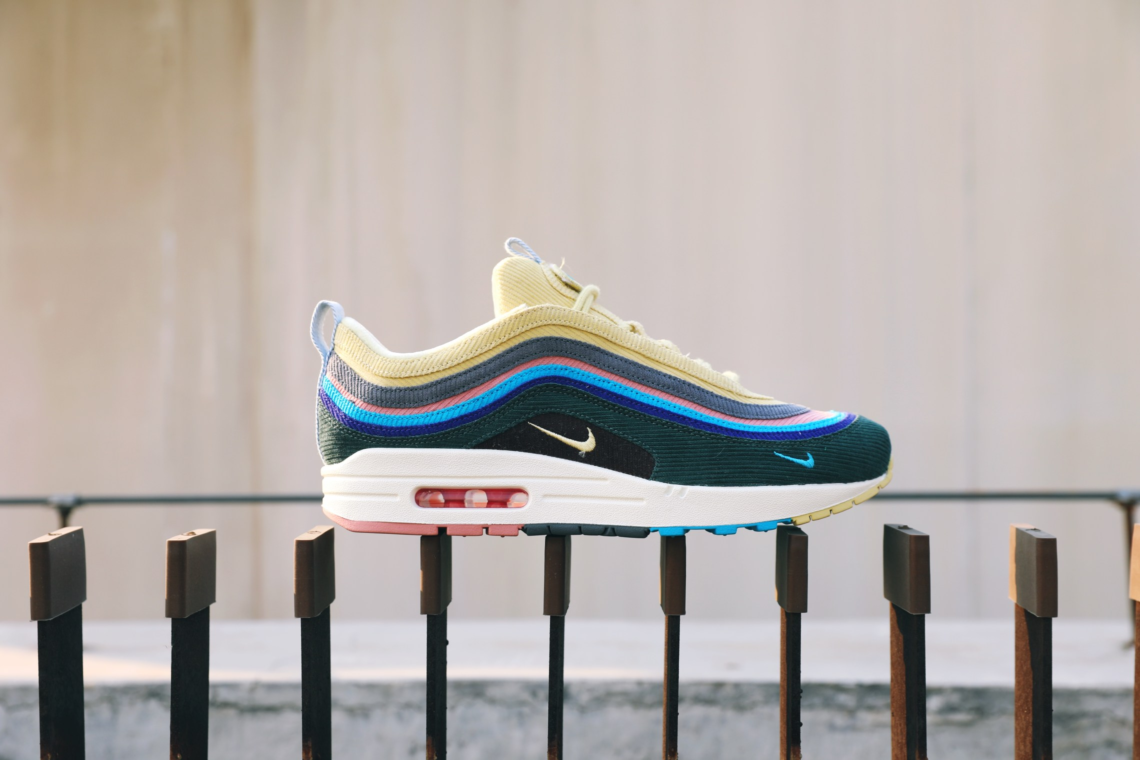 "NIKE AIR MAX 197 VF SW ""SEAN WOTHERSPOON"" en 2019 